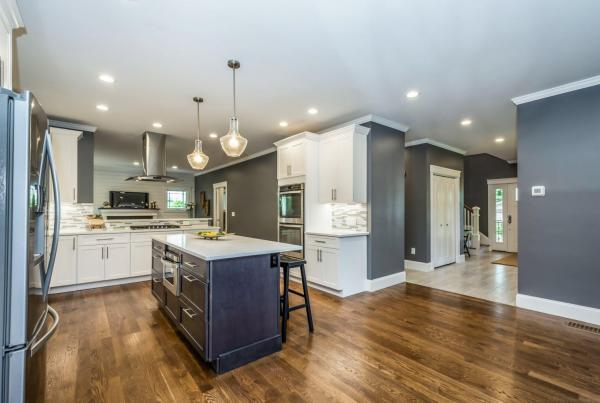Custom Kitchen Canty Brothers Construction Custom Home Build