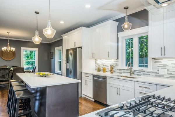 Custom Kitchen Framingham MA Canty Brothers Construction Custom Home Build