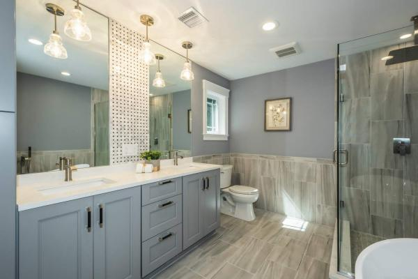 Master Bath Remodel Framingham MA Design-Build Canty Brothers Construction Custom Home Build