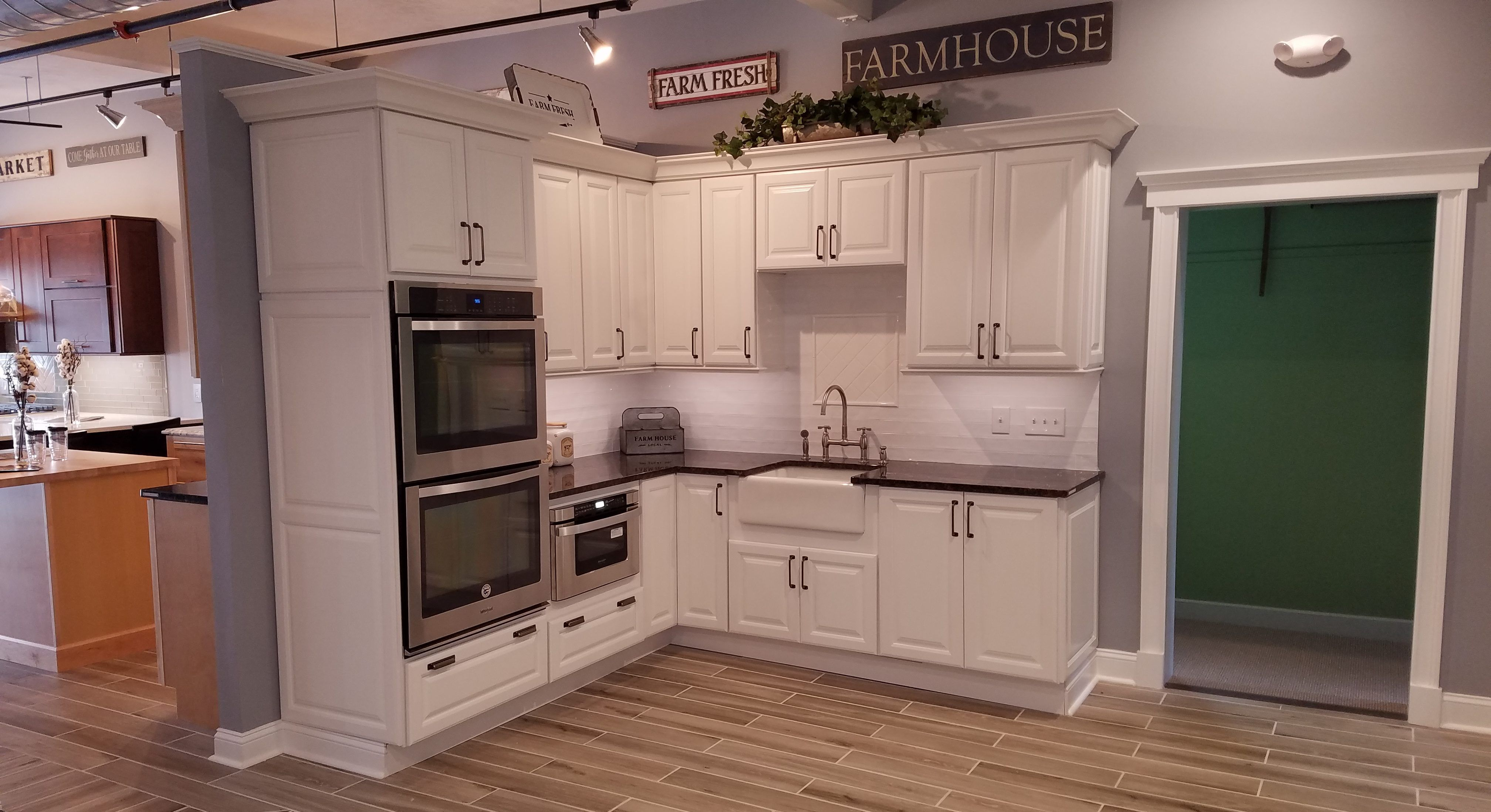 Canty Brothers Construction Kitchen Remodel Showroom Massachusetts
