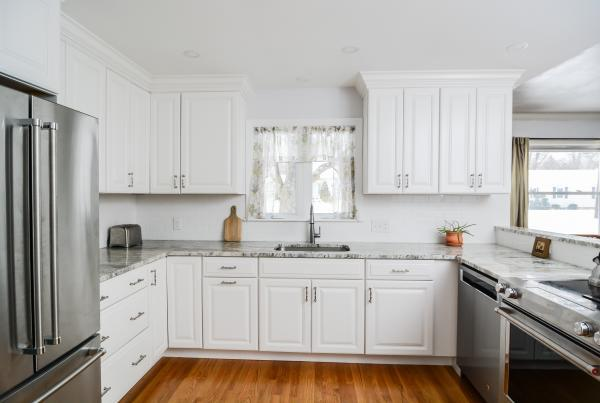 Westborough Kitchen Remodel Canty Brothers Construction