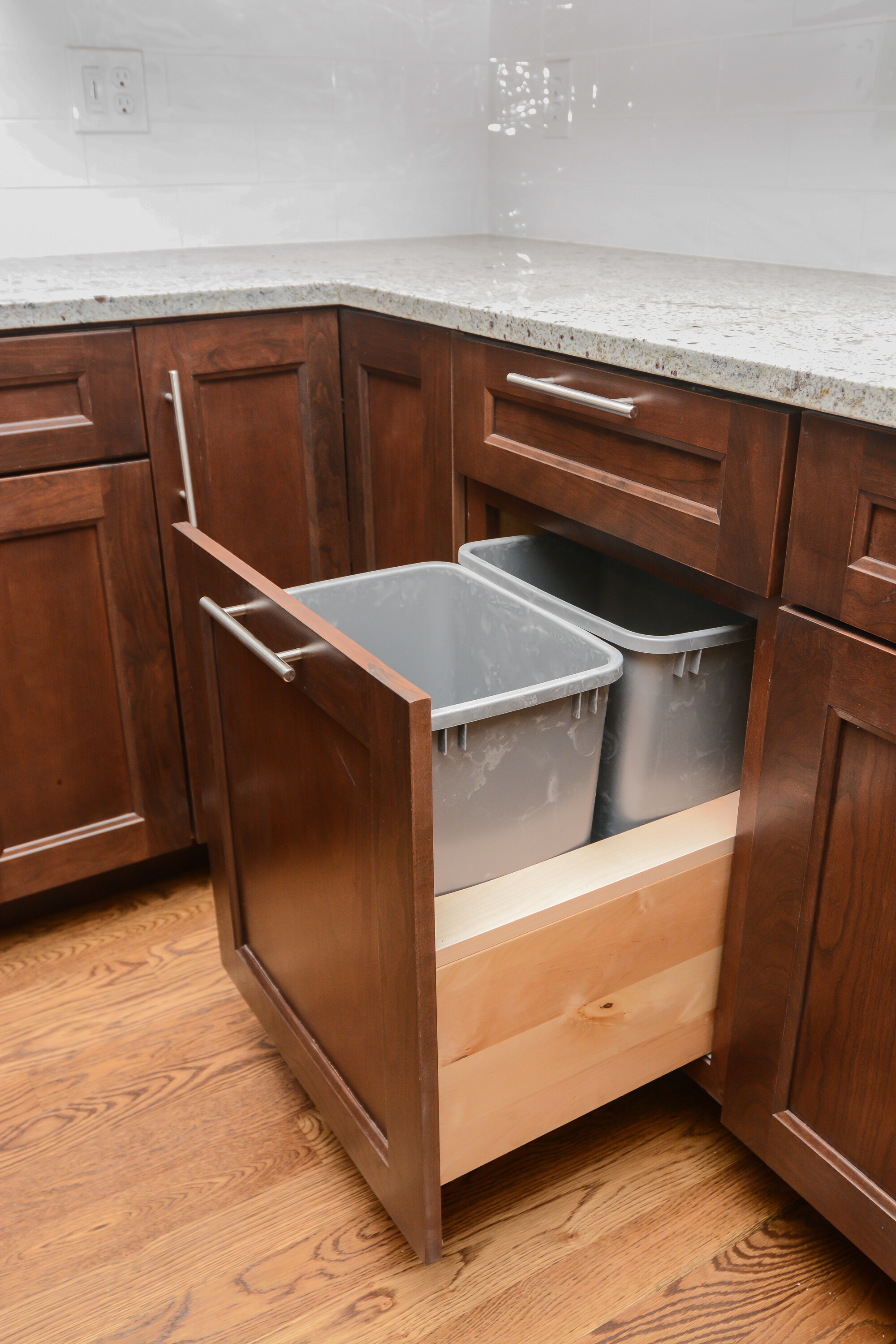 Canty Brothers Construction Residential New Construction kitchen organization