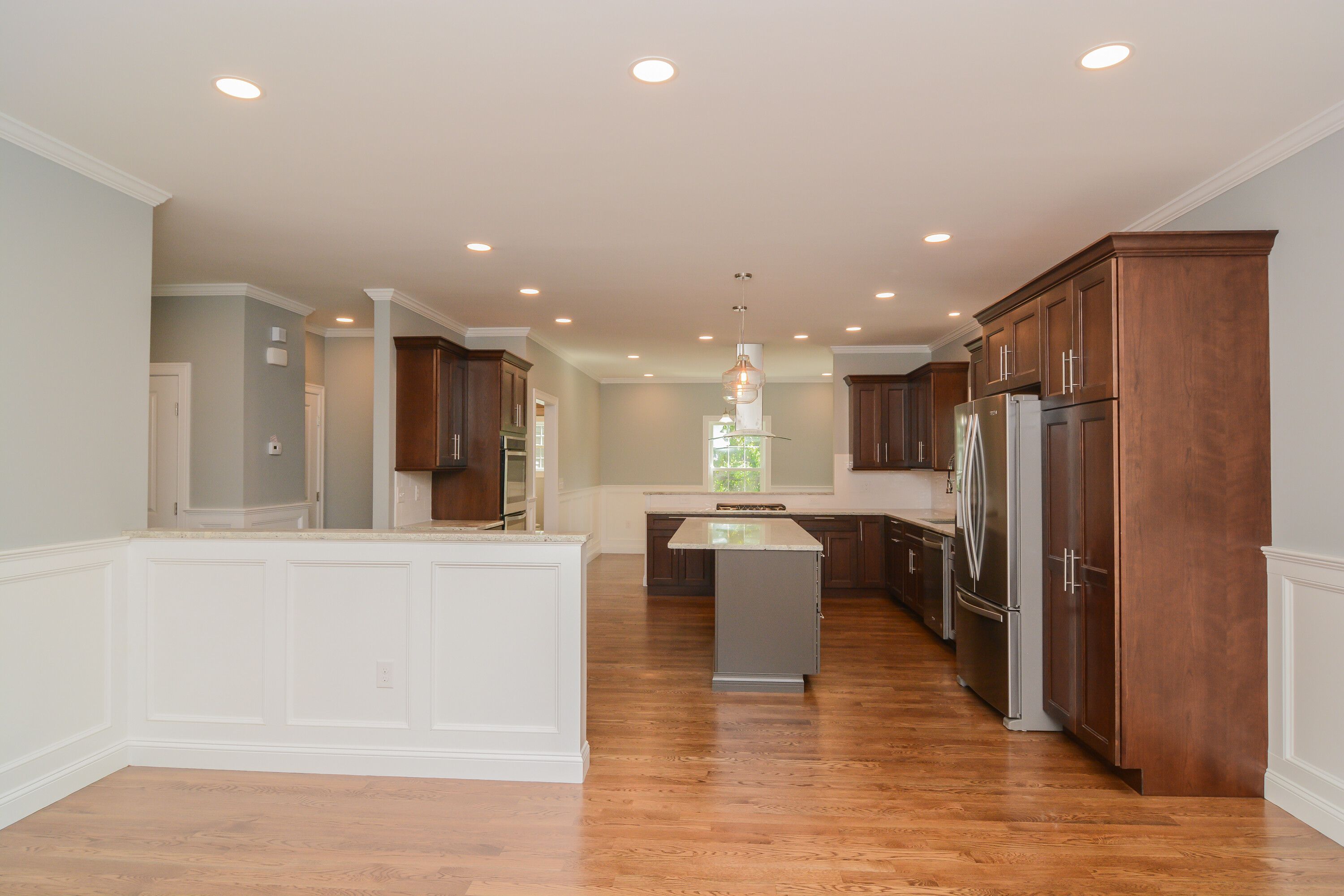 Framingham New Construction 2018 Canty Brothers Kitchen