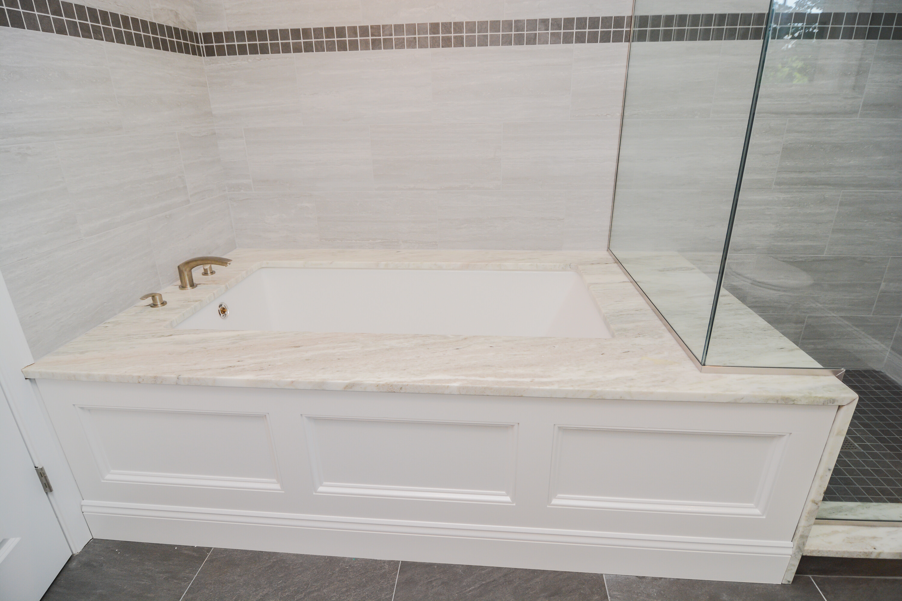 Canty Brothers Construction Residential New Construction tub bathroom remodel