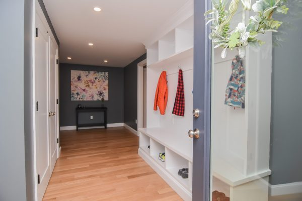 Design-Build Home Addition by Canty Brothers Construction