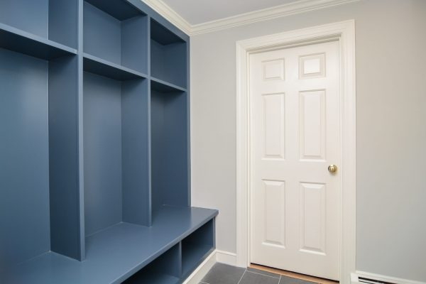 Custom Carpentry Built-In Canty Brothers Construction