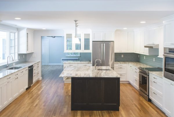 Canty Brothers Construction Design-Build Kitchen Remodel Massachusetts top rated
