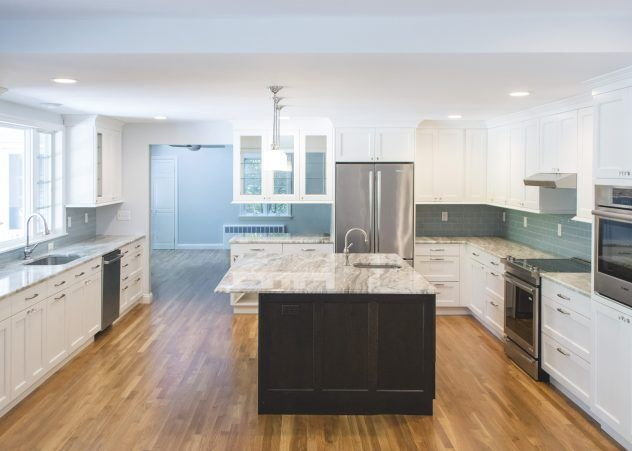 Canty Brothers Construction Kitchen Remodel