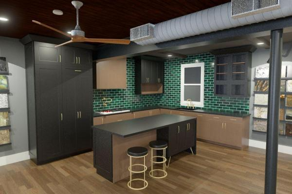 Canty Brothers Construction Collaborative Kitchen & Design Center Marlborough MA Cabinetry Sales