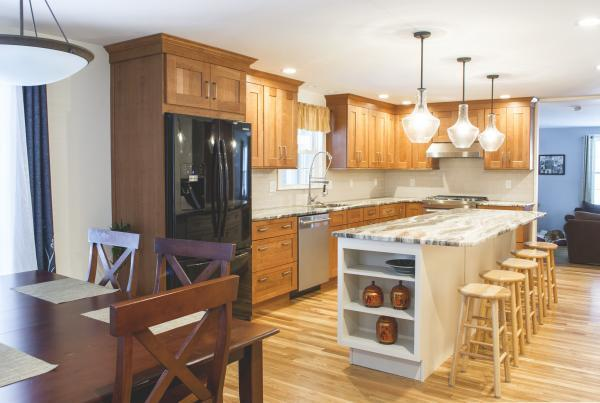 Canty Brothers Construction Massachusetts Kitchen Remodel