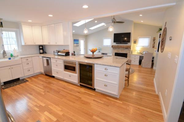 Canty Brothers Construction Kitchen Remodel Massachusetts