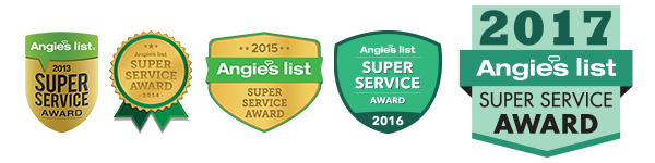 Angie's List Top Rated Canty Brothers Construction